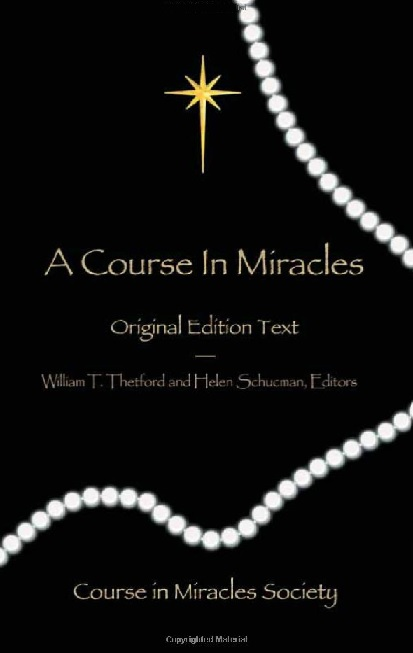 A COURSE IN MIRACLES a Pocket Sized Edition-TEXT