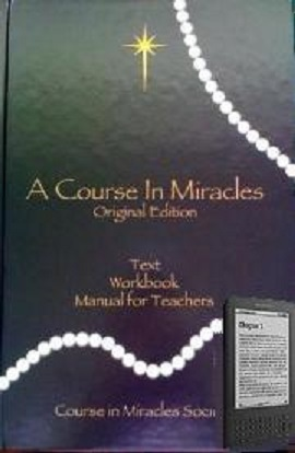 A COURSE IN MIRACLES KINDLE COMPLETE
