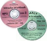 A COURSE IN MIRACLES ORIGINAL EDITION® Complete ~ Kellie Love AUDIO - Outside U.S.A.