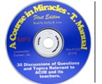 A COURSE IN MIRACLES ORIGINAL EDITION® MANUAL~ Kellie Love AUDIO - Outside U.S.A.