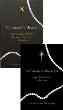 A COURSE IN MIRACLES ORIGINAL EDITION® Pocket Sized-Complete Set