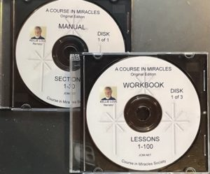 ACIM Workbook & Manual Narrated by Kellie Love Workbook and Manual